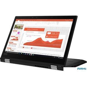 Ноутбук Lenovo ThinkPad L390 Yoga 20NT0016RT