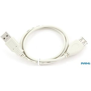 Удлинитель Cablexpert CC-USB2-AMAF-75CM/300