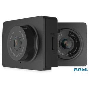 Автомобильный видеорегистратор YI Smart Dash Camera (черный)