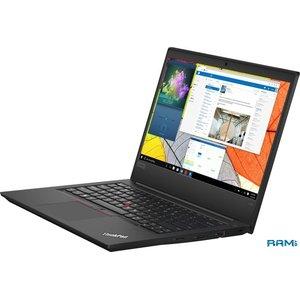 Ноутбук Lenovo ThinkPad E490 20N8000TRT