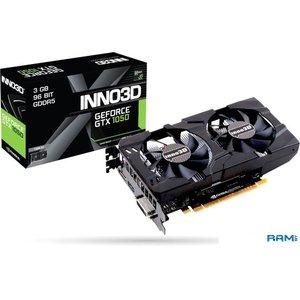 Видеокарта Inno3D GeForce GTX 1050 Twin X2 3GB GDDR5 N1050-1DDV-L5OM