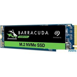 SSD Seagate BarraCuda 510 512GB ZP512CM30041