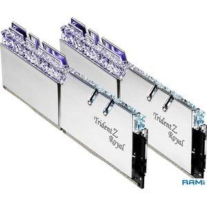 Оперативная память G.Skill Trident Z Royal 2x8GB PC4-38400 F4-4800C18D-16GTRS