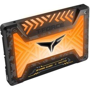 SSD Team T-Force Delta S TUF Gaming RGB 12V 500GB T253ST500G3C312