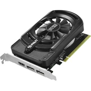 Видеокарта Palit GeForce GTX 1650 StormX OC  4GB GDDR5 NE51650S1BG1-1170F
