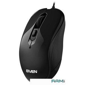 Мышь SVEN RX-520S (черный)