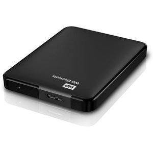 Внешний накопитель WD Elements Portable 500GB WDBMTM5000ABK