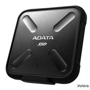 Внешний жесткий диск A-Data SD700 1TB (черный) [ASD700-1TU3-CBK]