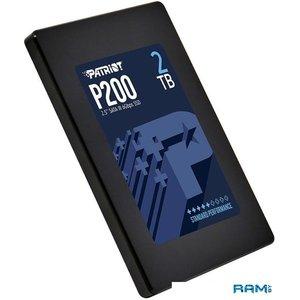 SSD Patriot P200 2TB P200S2TB25