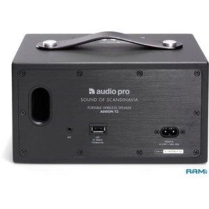 Беспроводная колонка Audio Pro Addon T3 (черный)