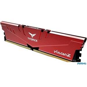 Оперативная память Team Vulcan Z 2x8GB DDR4 PC4-25600 TLZRD416G3200HC16CDC01