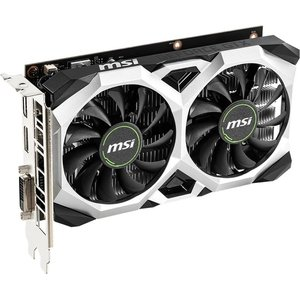 Видеокарта MSI GeForce GTX 1650 Ventus XS 4GB GDDR5
