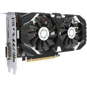 Видеокарта MSI GeForce GTX 1050 Ti 4GT OCV1