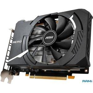 Видеокарта MSI GeForce GTX 1660 Ti Aero ITX 6GB GDDR6