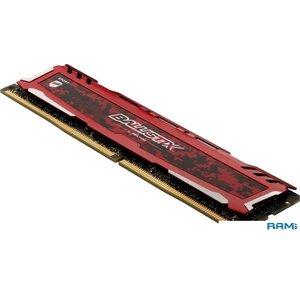 Оперативная память Crucial Ballistix Sport LT 4x16GB DDR4 PC4-19200 BLS4K16G4D240FSE