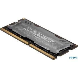 Оперативная память Crucial Ballistix Sport LT 2x16GB DDR4 SODIMM PC4-19200 BLS2K16G4S240FSD