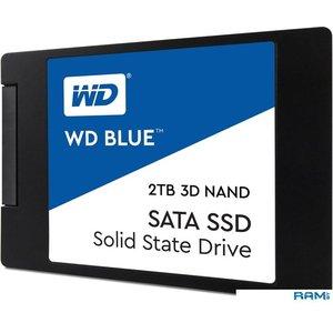 SSD WD Blue 3D NAND 4TB WDS400T2B0A