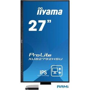 Монитор Iiyama ProLite XUB2792HSU-B1