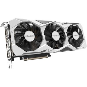 Видеокарта Gigabyte GeForce RTX 2070 Super Gaming OC 3X White 8GB GDDR6 [GV-N207SGAMINGOC WHITE-8GD]