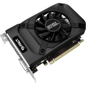 Видеокарта Palit GeForce GTX 1050 Ti StormX 4GB GDDR5 NE5105T018G1-1076F