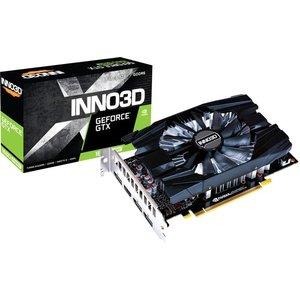 Видеокарта Inno3D GeForce GTX 1660 Super Compact 6GB GDDR6 N166S1-06D6-1712VA29
