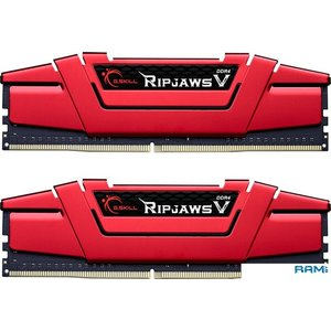 Оперативная память G.Skill Ripjaws V 2x8GB DDR4 PC4-27700 F4-3466C16D-16GVR