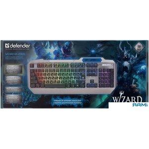 Клавиатура Defender Wizard GK-230DL RU