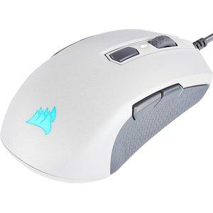 Игровая мышь Corsair M55 Pro RGB (белый)