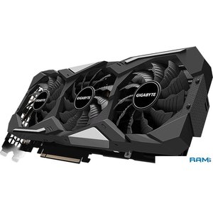 Видеокарта Gigabyte GeForce RTX 2080 Super WindForce 8G GV-N208SWF3-8GD