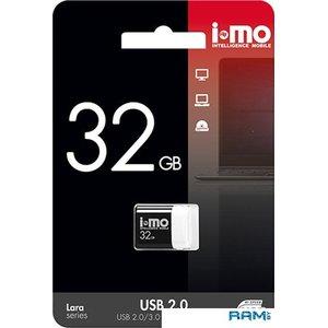 USB Flash IMO Lara 32GB (черный)