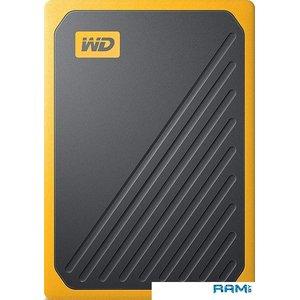 Внешний накопитель WD My Passport Go 1TB WDBMCG0010BYT