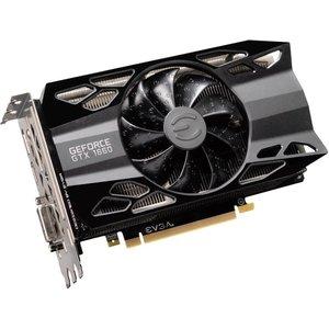 Видеокарта EVGA GeForce GTX 1660 XC 6GB GDDR5 06G-P4-1163-KR