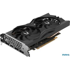 Видеокарта ZOTAC GeForce GTX 1660 Twin Fan 6GB GDDR5 ZT-T16600K-10M