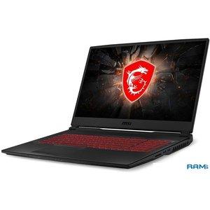 Игровой ноутбук MSI GL75 9SC-008XPL