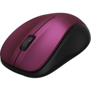 Мышь Hama MW-300 (бордовый)
