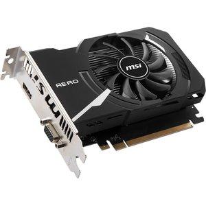 Видеокарта MSI GeForce GT 1030 Aero ITX OCV1 2GB DDR4