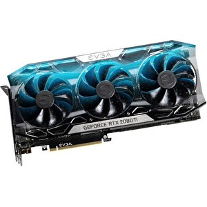 Видеокарта EVGA GeForce RTX 2080 Ti FTW3 Ultra OC iCX2 11GB GDDR6 11G-P4-2487-KR