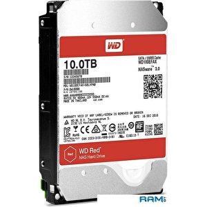 Жесткий диск WD Red 14TB WD140EFFX