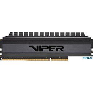 Оперативная память Patriot Viper 4 Blackout 2x4GB DDR4 PC4-25600 PVB48G320C6K