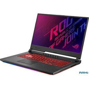 Игровой ноутбук ASUS ROG Strix G G731GT-H7101
