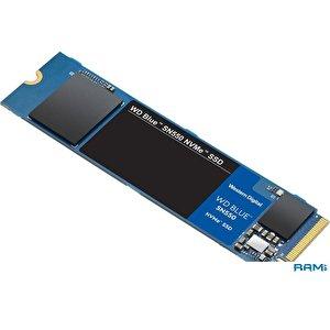 SSD WD Blue SN550 NVMe 250GB WDS250G2B0C