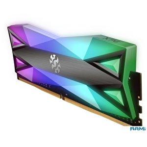 Оперативная память A-Data XPG Spectrix D60G 8GB DDR4 PC4-24000 AX4U300038G16A-ST60