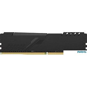 Оперативная память HyperX Fury 16GB DDR4 PC4-29800 HX437C19FB3K2/16