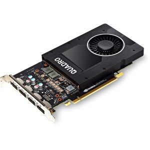 Видеокарта PNY Quadro P2200 5GB GDDR5X VCQP2200BLK-1