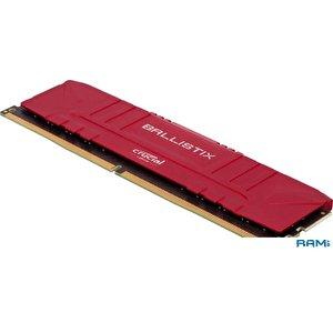 Оперативная память Crucial Ballistix 2x8GB DDR4 PC4-28800 BL2K8G36C16U4R