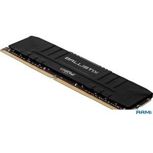 Оперативная память Crucial Ballistix 2x8GB DDR4 PC4-19200 BL2K8G24C16U4B
