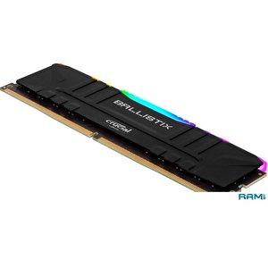 Оперативная память Crucial Ballistix RGB 2x16GB DDR4 PC4-24000 BL2K16G30C15U4BL