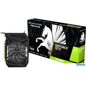 Видеокарта Gainward GeForce GTX 1650 Super Pegasus 4GB GDDR6 471056224-1501