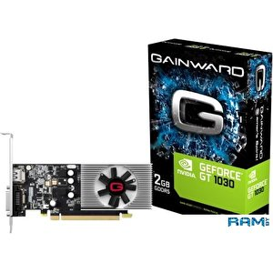 Видеокарта Gainward GeForce GT 1030 2GB GDDR5 426018336-3965