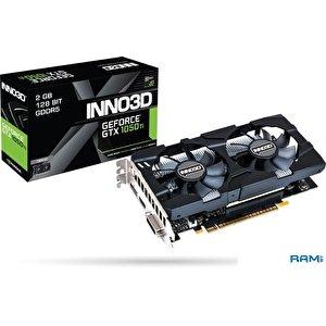 Видеокарта Inno3D GeForce GTX 1050 Ti X2 4GB GDDR5 N105T-3DDV-M5CM
